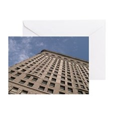 New York City Flatiron Building Note Cards