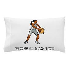 Cartoon Basketball Player Pillow Case