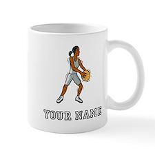 Cartoon Basketball Player Mugs