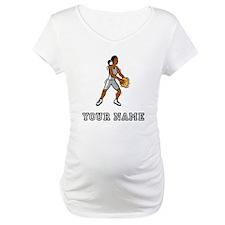 Cartoon Basketball Player Shirt