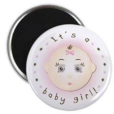 It's a Baby Girl! Magnet