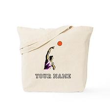 Hook Shot Tote Bag