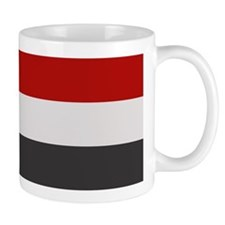 """Yemen Flag"" Mug"