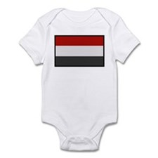 """Yemen Flag"" Infant Bodysuit"