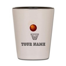 Basketball Net Shot Glass