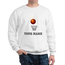 Basketball Net Sweatshirt