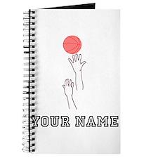Basketball Jump Ball Journal