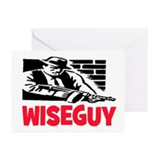 WISE GUY Greeting Cards (Pk of 20)