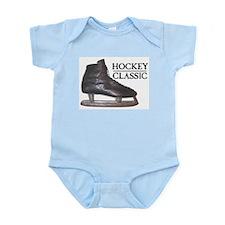 Hockey Classic Skate Infant Bodysuit