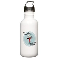 smile.png Water Bottle
