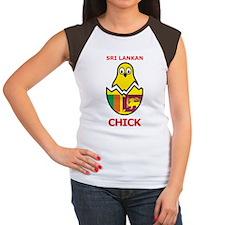 Sri Lankan Chick Tee