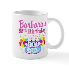 85 YR OLD DIVA Small Mug