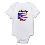Shelby Ohio Onesie