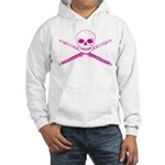Master Flute Skull Hooded Sweatshirt