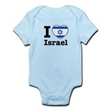 I love Israel Onesie
