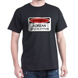 Attitude Korean T-Shirt