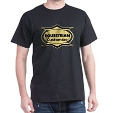 Equestrian Star stylized T-Shirt