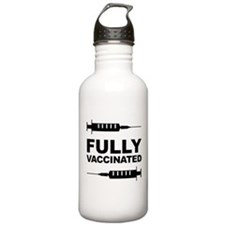 Fully Vaccinated Water Bottle