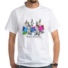 Fox Terrier Party Animals Shirt
