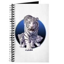 White Tigers 1 Journal
