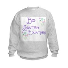 Big Sister Courtney Sweatshirt