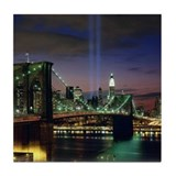 Tribute In Light Tile Coaster