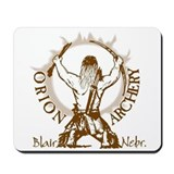 Orion Archery Mousepad