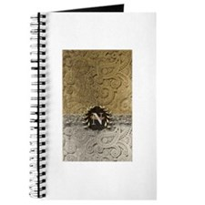 Paisley Gold Platinum Monogram Journal