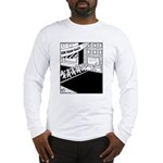 10 K Running Road Race Long Sleeve T-Shirt