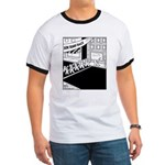 10 K Running Road Race Ringer T