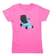 Scooter Girl's Tee