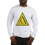 Worn Lambda Lambda Lambda Long Sleeve T-Shirt