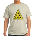 Worn Lambda Lambda Lambda Light T-Shirt