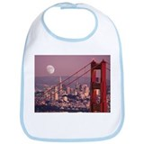 Moon Over The Gate Bib