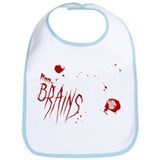 Mmm... Brains! Bib