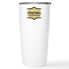 Volleyball Star stylize Travel Mug