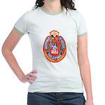Philippine NBI Jr. Ringer T-Shirt