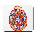 Philippine NBI Mousepad