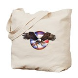 Eagle 4 Tote Bag