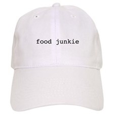 Junk food junkie Baseball Cap