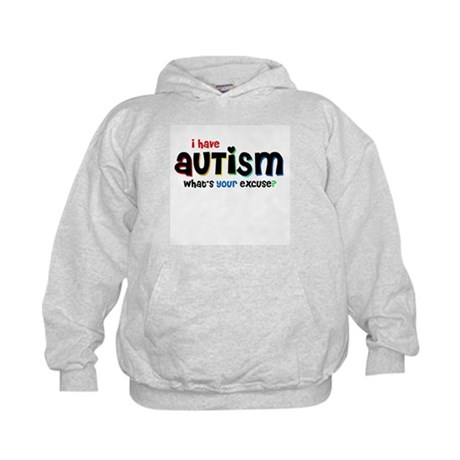 I Have Autism - Kids Hoodie