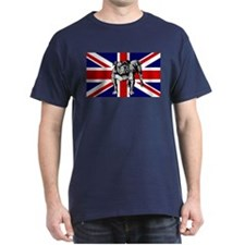 British Bulldog Flag T-Shirt