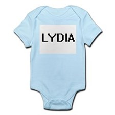 Lydia Digital Name Body Suit