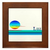 Luz Framed Tile