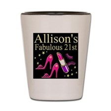 STYLISH 21ST Shot Glass