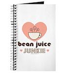 Bean Juice Java Junkie Coffee Lovers Journal