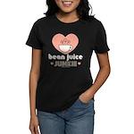 Bean Juice Java Junkie Coffee Lovers Black T-Shirt