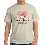 Bean Juice Java Junkie Coffee Lover T-Shirt