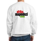 African Red Revolution Sweatshirt