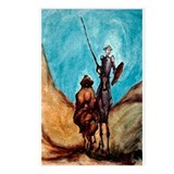 La mancha Postcards (Package of 8)